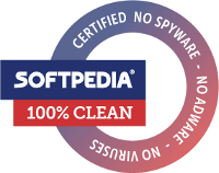 SOFTPEDIA 100% CLEAN AWARD
