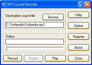 007 MP3 Sound Recorder 1.3