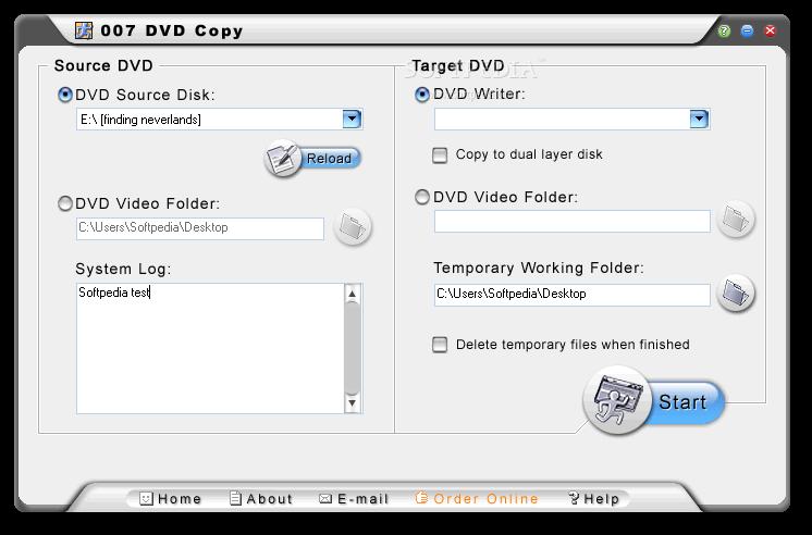 007 DVD copy 1.01