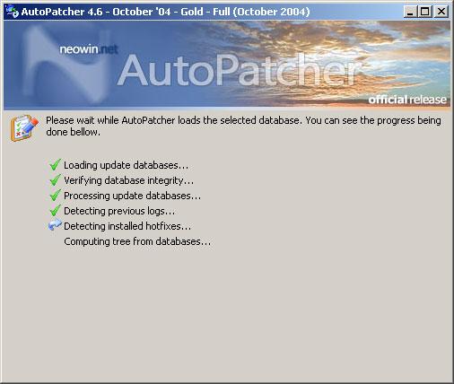 AutoPatcher 2000 October 2005 {MERGED