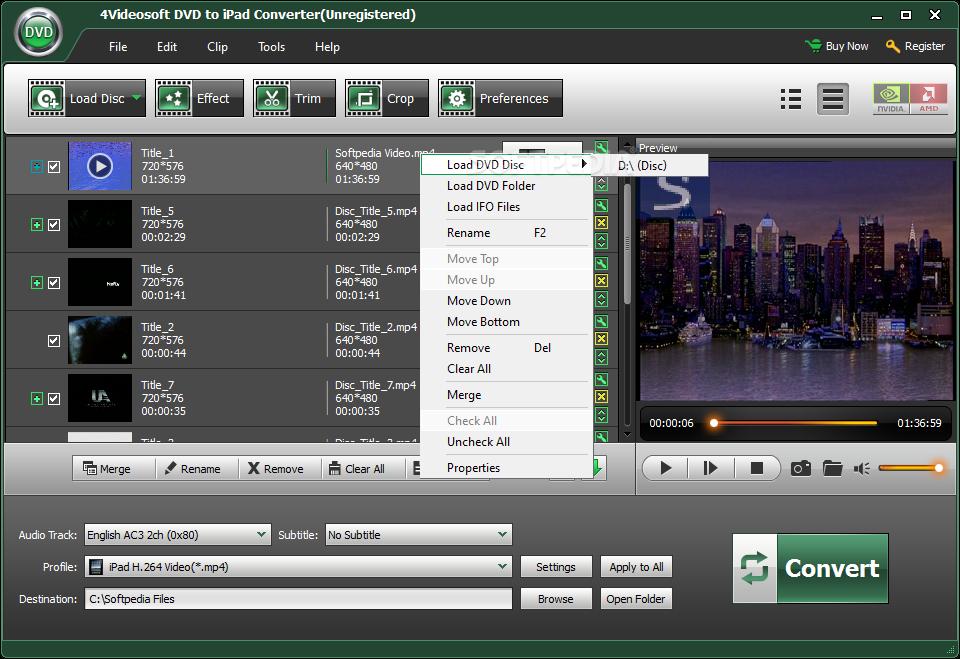 4Videosoft iPad Converter 3.3.22 الايبود 4Videosoft-DVD-to-iPad-Converter_1.png