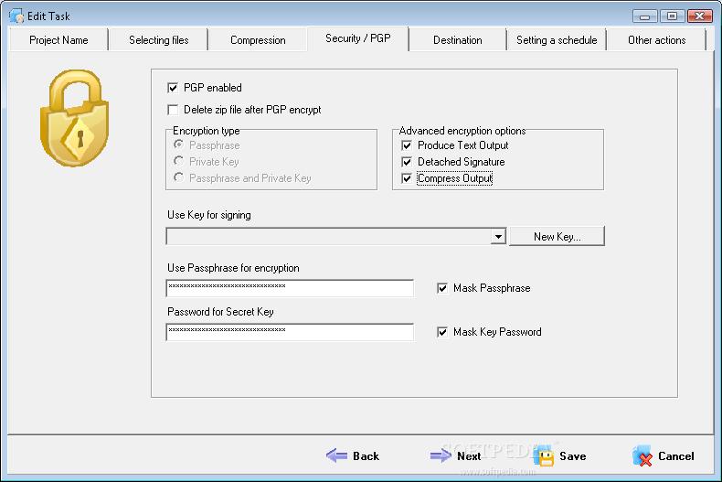 برنامج ABC Backup Pro 5.20