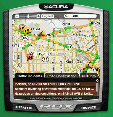 Acura on Acura Rdx Traffic Im  Genes  Capturas De Pantalla