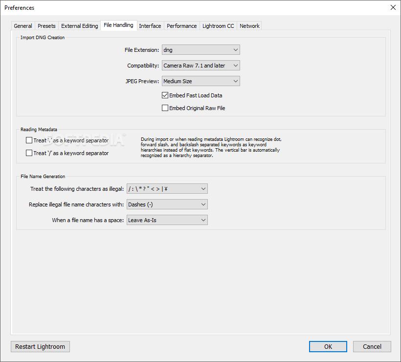 Adobe Photoshop Lightroom 2.6.