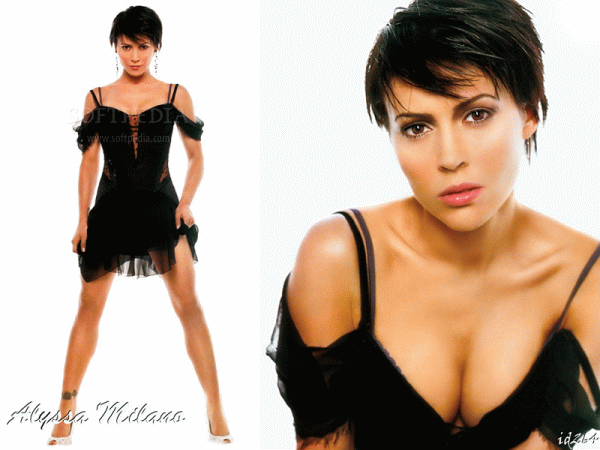 Alyssa Milano American Actress