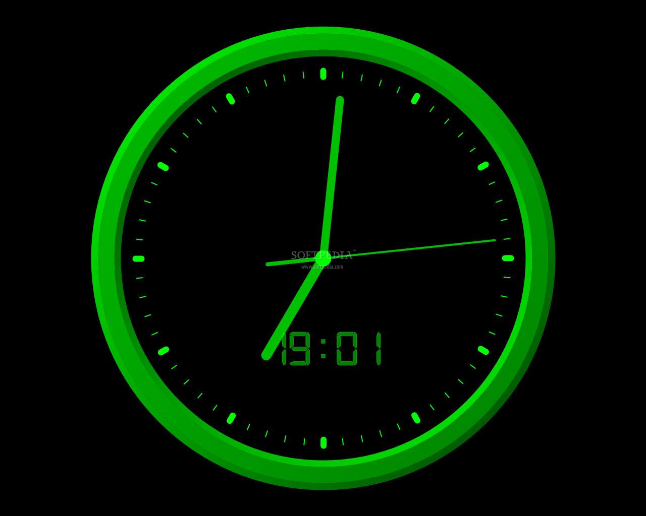 ���� ���� ������ Analog Clock-7 2.01