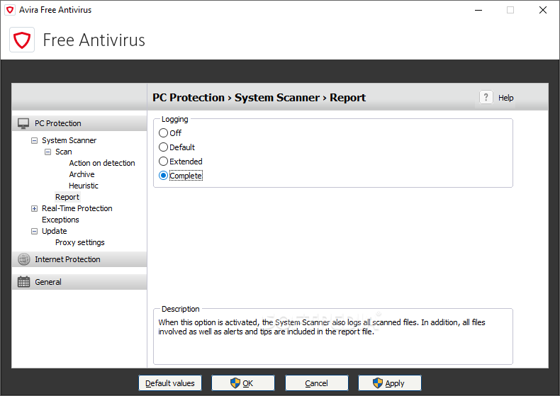 ������ Avira AntiVir Personal 10.0.0.607