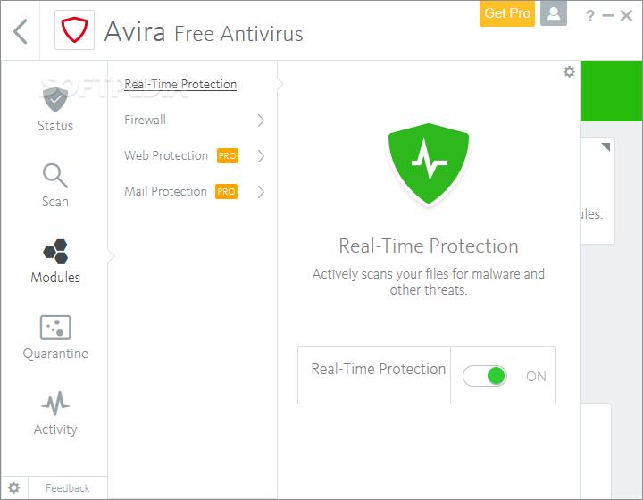 Avira AntiVir Personal 10.0.0.635 البرنامج AntiVir-Personal-Edition_2.png