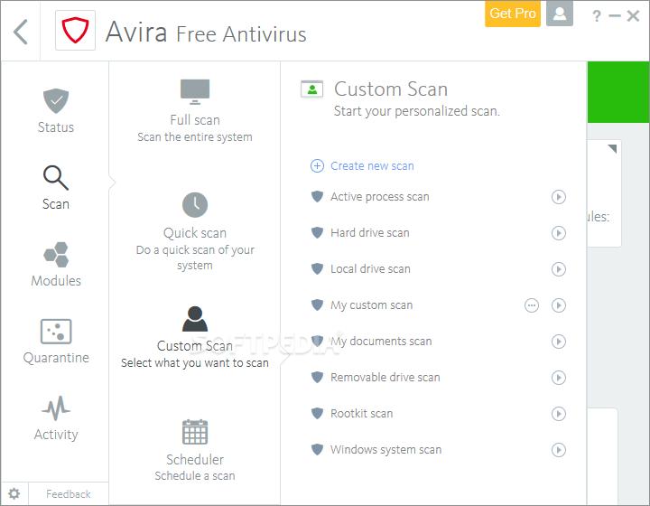 برنامج AntiVir Personal Antivirus 8.2.0.337