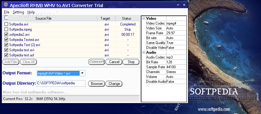 apecsoft rmvb wmv to avi converter 2.10 com serial