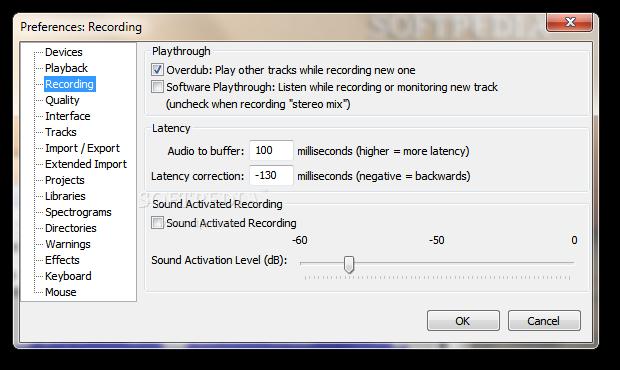 ������ Audacity 1.3.6 1.2.6 ������