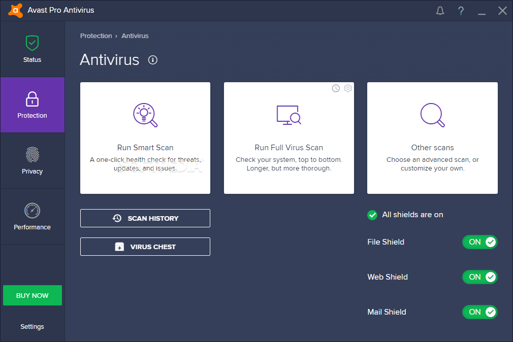 avast! 4.8.1201 Home/ Professional Edition Avast-Professional-Edition_3.png