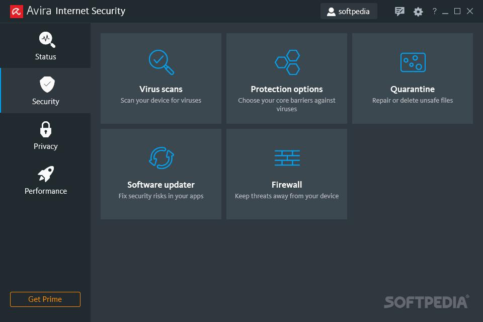 الحماية الفيروسات Avira Premium Security Suite المفتاح