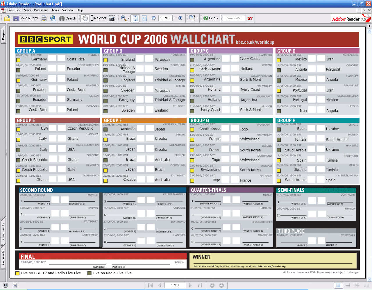 printable world cup 2014 wall chart uk gallery