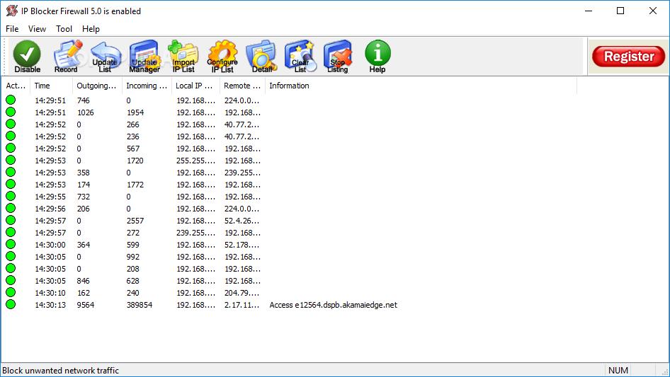 برنامج BeeThink Blocker برنامج للتحكم