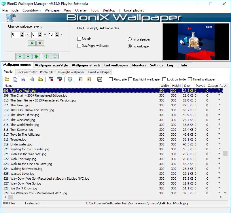 BioniX Wallpaper 61116