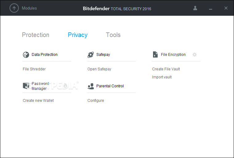 جميع برامج الحمايه حسب التصنيف العالمي حصرياً على منتديات باقة ورد BitDefender-Total-Security_3