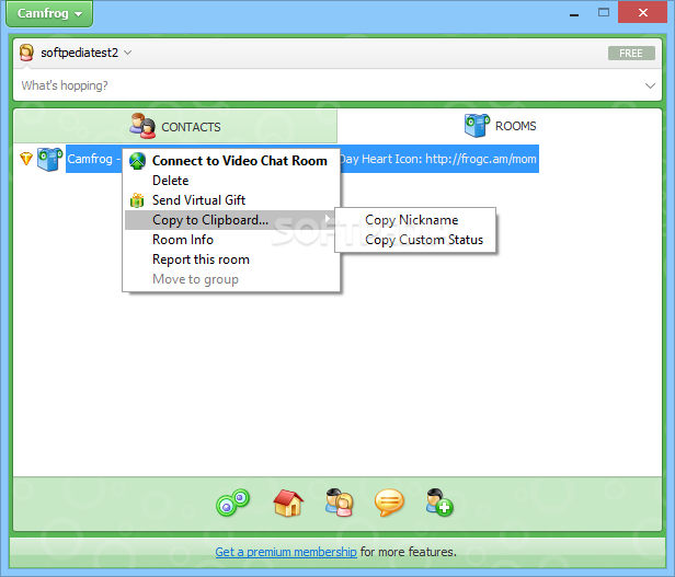 Camfrog group video chat v6. 3. 6 mod unlock all • android • real.