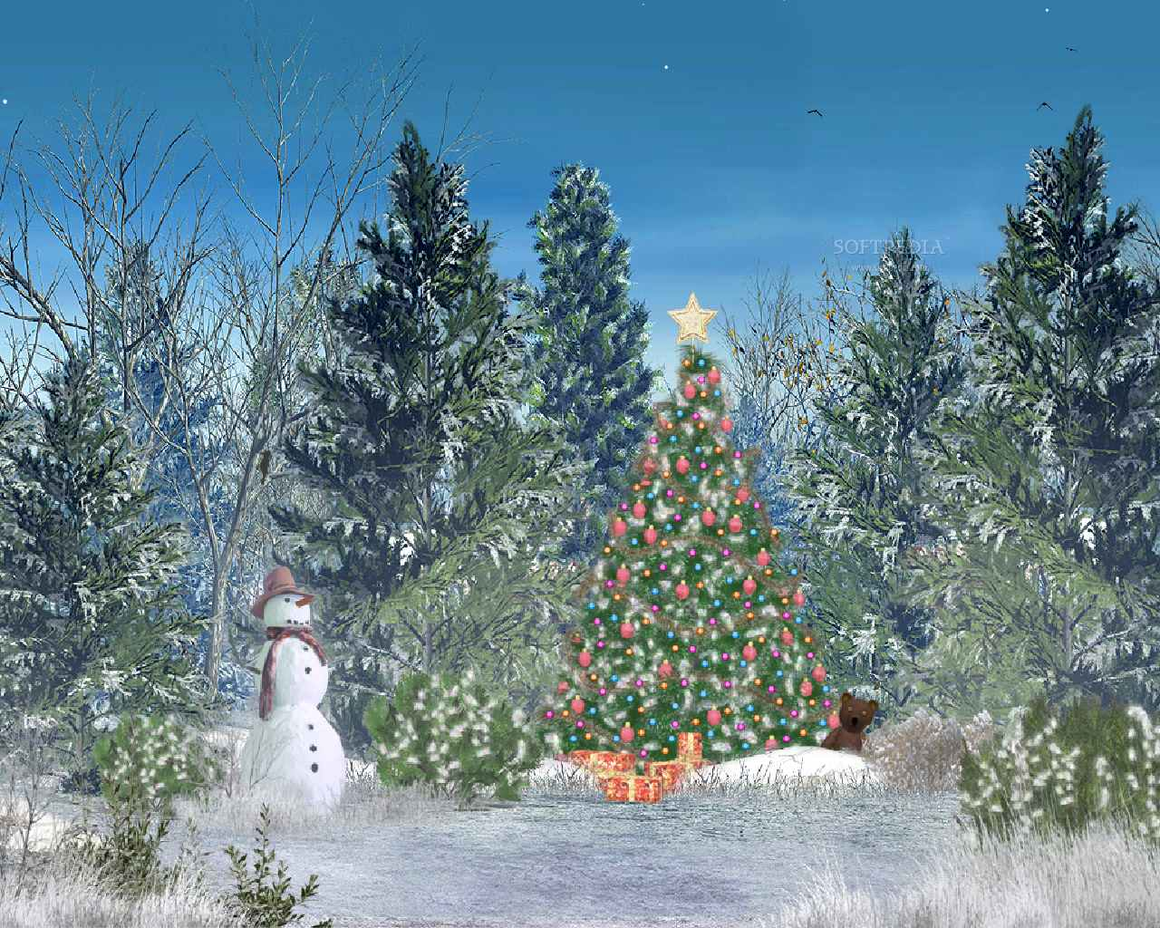 http://www.softpedia.com/screenshots/Christmas-Forest-Animated-Screensaver_1.jpg