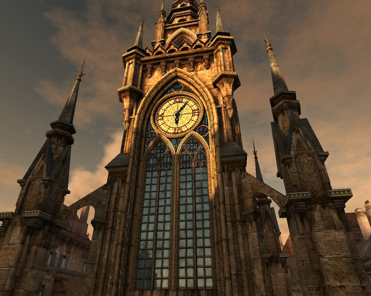 Medieval Clock Tower Minecraft Working Medieval Clock...