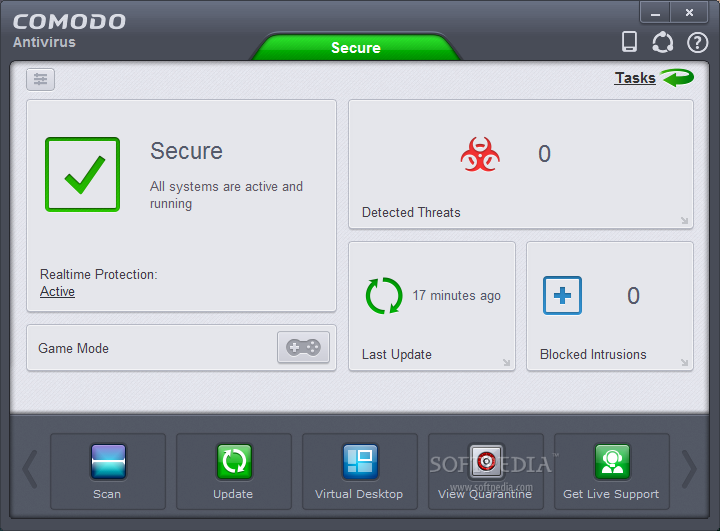 Comodo5 Internet Security الفيروسات والتروجانات Comodo-AntiVirus_1.png