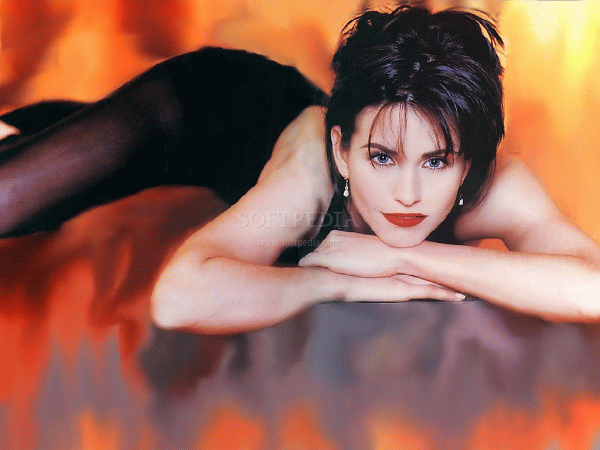 Courtney Cox wallpaper