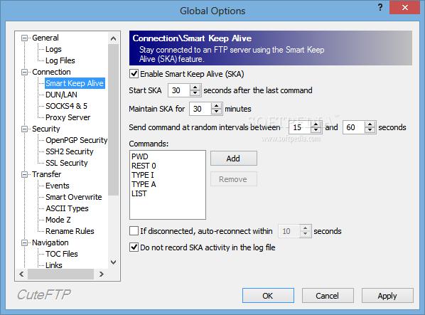 CuteFTP 8.3.1 PRO RUS+CRACK - Новая версия лучшего FTP.