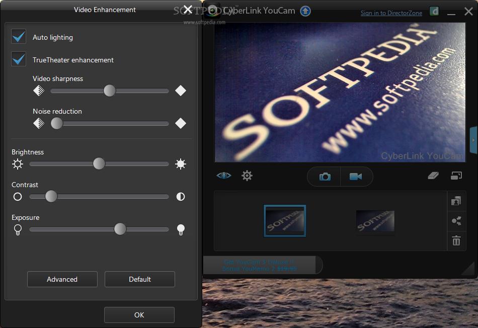 Chụp ảnh webcam cực hay với CyberLink Youcam 3 + Key