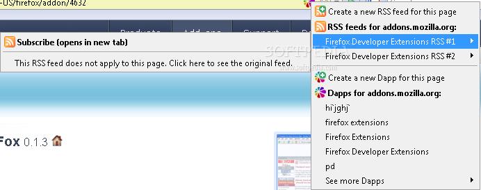 """L'immagine """"http://www.softpedia.com/screenshots/DapperFox_1.png"""" non può essere visualizzata poiché contiene degli errori."""