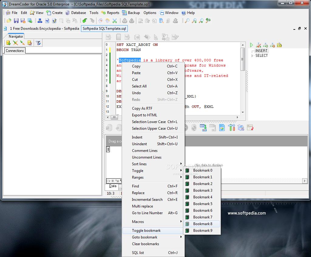 DreamCoder for Oracle 3 0 2 5 Enterprise - ElaKiri Community