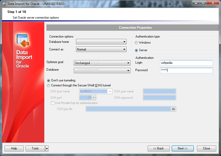 my download locker: EMS Data Import for Oracle 3.1.0.7
