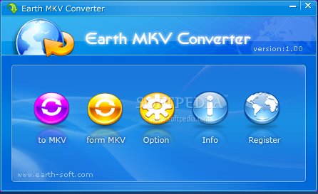 Earth MKV Converter 1 Earth MKV Converter (mkv film yapma programı)
