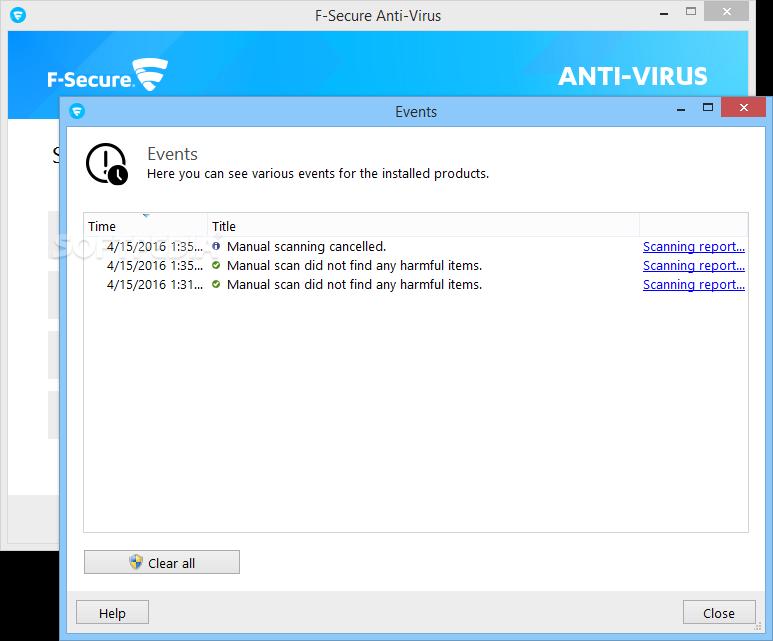 البرنامج الفايروسات F-Secure Antivirus 2010 F-Secure-AntiVirus_5.png