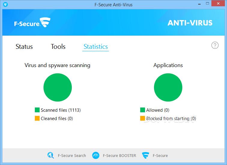 البرنامج الفايروسات F-Secure Antivirus 2010 F-Secure-AntiVirus_6.png