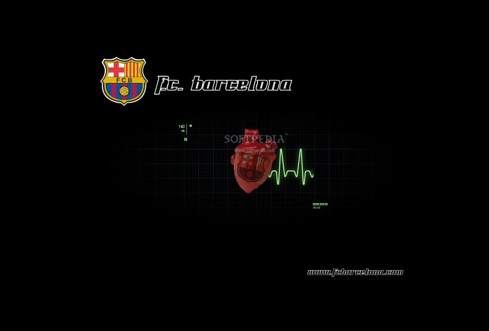 barcelona fc. fc barcelona screensaver