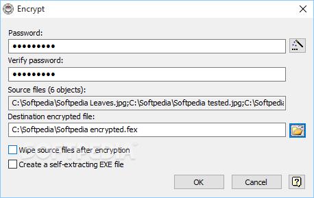 File Encryption XP 1.5 Build 170