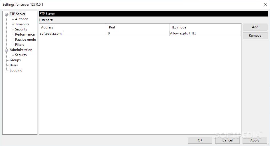 Télécharger sur eMule FileZilla Server