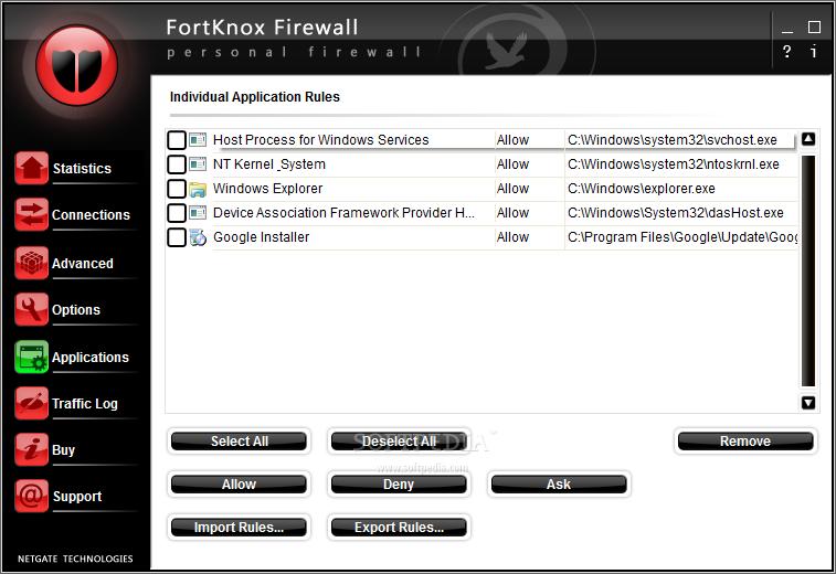 ����� ������ ���� ������� �������� FortKnox-Personal-Firewall_4.png