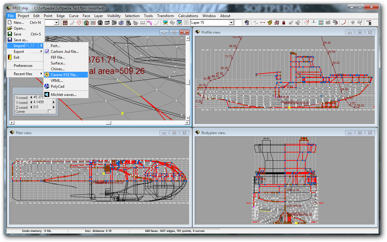 Great boat design software 3d boat design vs freeship 3d layout design software free