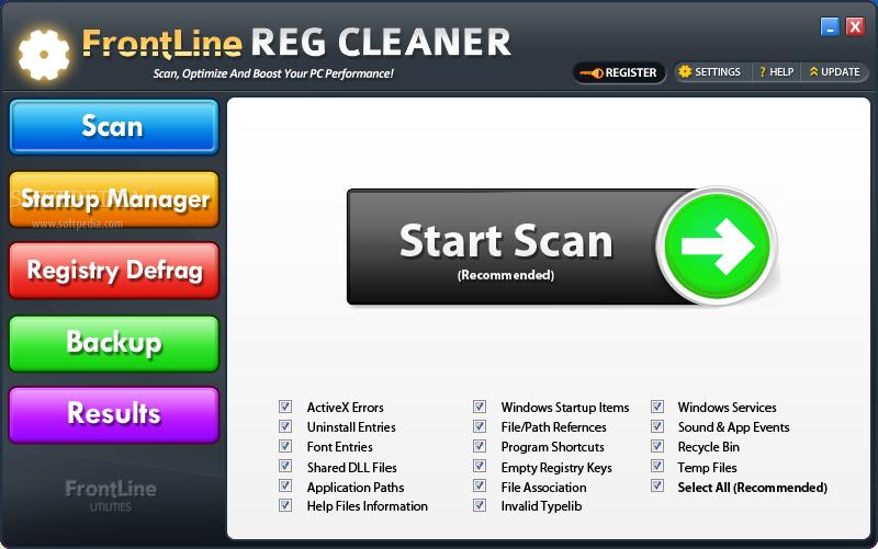 http://www.softpedia.com/screenshots/Frontline-Reg-Cleaner_1.png