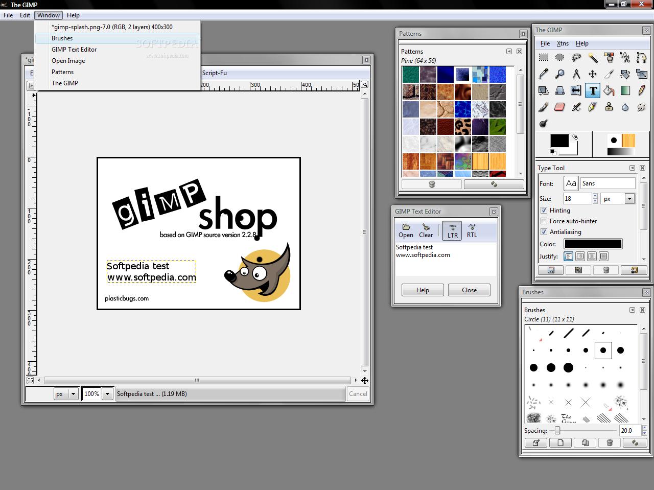 Gimp The Gnu Image Manipulation Program Open Source