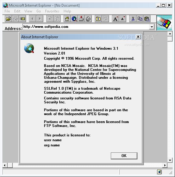 Internet Explorer</ins> Internet Explorer এর সব গুলো ভার্সন নিন এখুনি