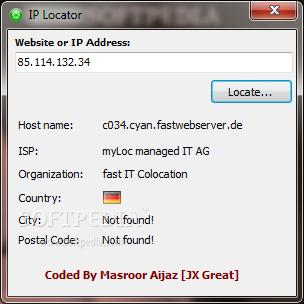 Locator المعلومات JX-IP-Locator_1.png