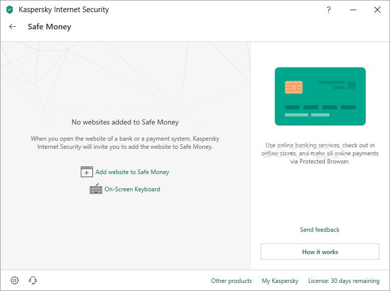 Инструкция по установке Kaspersky 2012 ключевого файла Шаг 1 Мо