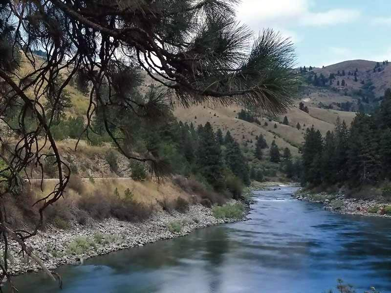 Living Rivers ScreenSaver 1 - Rivers