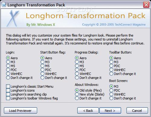 Tu@nth3kjng's blog: longhorn transformation pack 10. 5 -tăng sức.