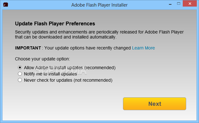Adobe Flash Player 10.1.53.64 RC 7 RC for IE