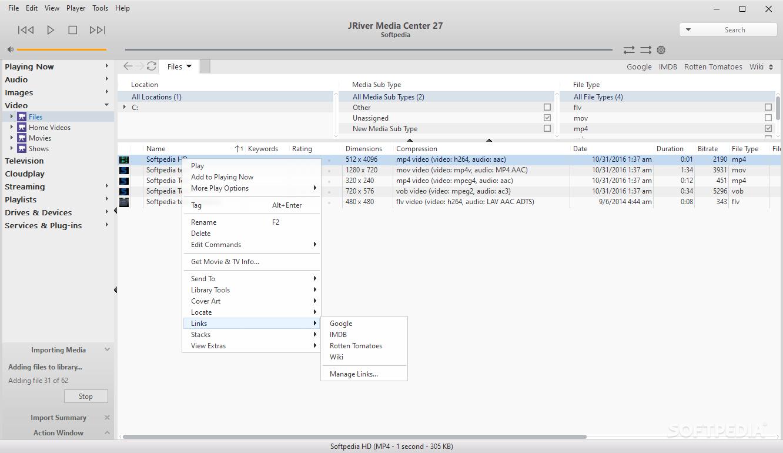 برامج تشغيل جميع ملفات الملتيميديا Media-Center_7.png