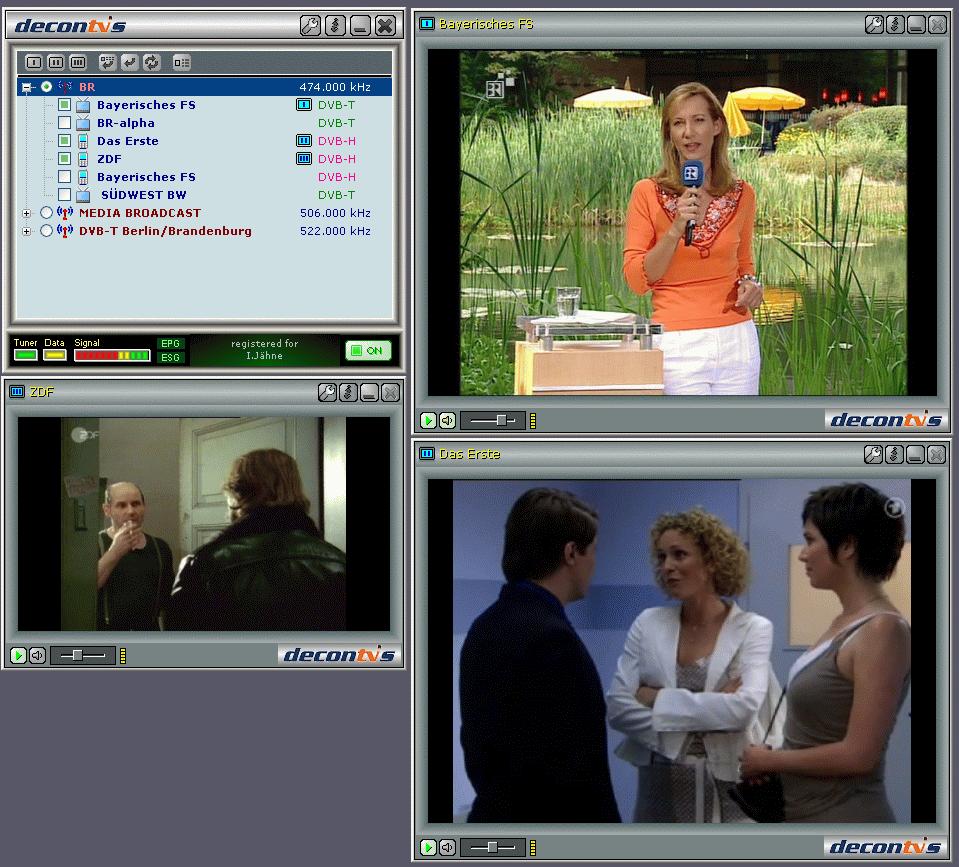 Mobile DTV Viewer for DVB 1.4.6.180