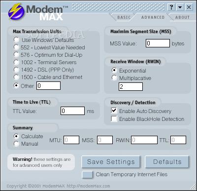����� ���� �� ���� �������� ������ ModemMAX